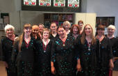 Vocal Dimension at St Matthew's Church, Redhill